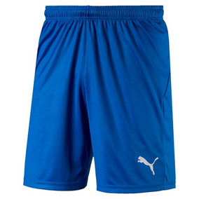 Short Puma Liga Core Electric - Blue Lemonade - Original 2a8481dfcb090