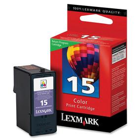 Tinta Lexmark Color 15