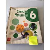 Ciencias Naturales Crea Mundos Sm 6to Basico Texto