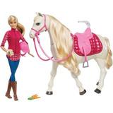 Barbie Family Cavalo Dos Sonhos Mattel