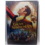 El Gran Showman Hugh Jackman Pelicula Dvd