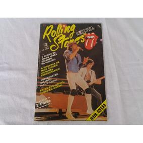Rolling Stones Revista Poster