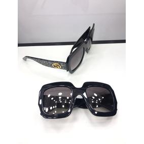 82ebcc3e7c Oculos Gucci Glitter Importado Pablo Vittar Moda Instagram