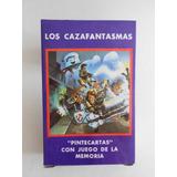 Los Cazafantasmas Cartas Naipes Joxer