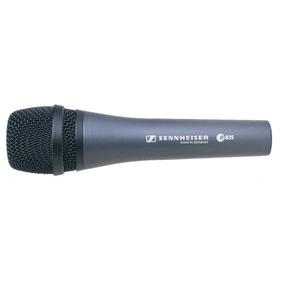 Microfono Alambrico Sennheiser E835