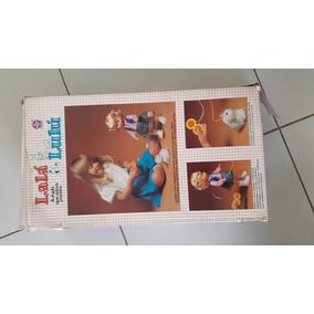 Raro016 - Boneca Antiga Lala & Lulu Caixa Vazia Anos 80
