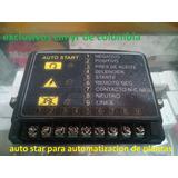 Control Ats Autostart Transferencia Automat Planta Electrica