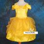 Reyes Disfraz Princesa Bella Extraordinaria Calidad Belle