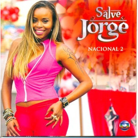Cd Salve Jorge Nacional 2 - Tso - Novela