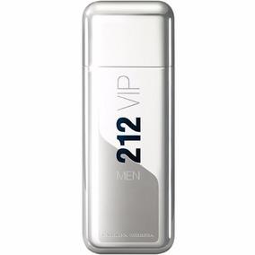 Perfume 212 Vip Men 50 Ml Original Com Selo De Autenticidade