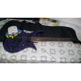 Guitarra Electrica Edicion Limitada Chicas Superpoderosas