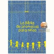 Biblia De Promesas Para Niños - Rv-1960