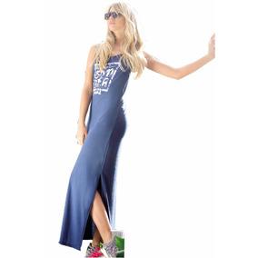 Maxi Vestido Shedyl 5072 Primavera Verano 2017