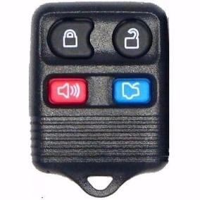 Capa Chave Telecomando Alarme Original Ford 4 Botões