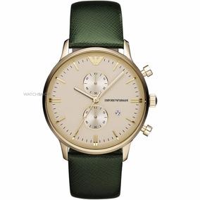 84b4632a6e7 Relogio Emporio Armani Ar 1722 - Relógios no Mercado Livre Brasil