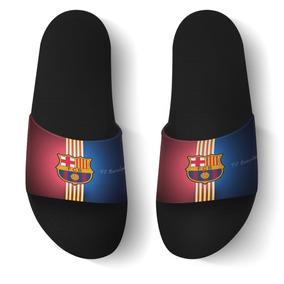 Chinelo Slide Benassi Barcelona Time Futebol Nike Promoção! 44defe1d42b7e