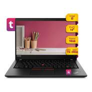 Notebook Lenovo Thinkpad I5 16gb Ram Ssd 256gb Hdd 1tb W10