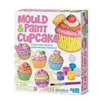 4m Moldes Y Pintura Para Hacer Figuras De Pastelitos Cupcake