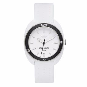 Reloj adidas Adh3187 Stan Smith Blanco Dama 100% Original