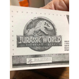 Fuguritas Jurassic World Panini