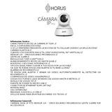 Camara Ip Ptz 360° Ghia
