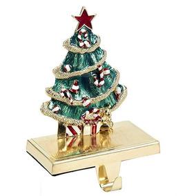 Figura Adorno Soporte Bota Navidad