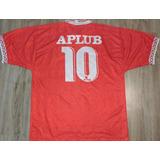 Camisa Internacional Aplub 1995 Antiga Original Rhumell - 95