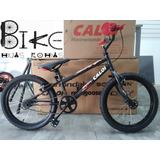 Bicicleta Caloi Hot Wheels Aro 20 Grafite Com Acelerador
