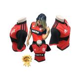 Nova Camisa Do Flamengo Feminina Mulher Lancamento 17/18