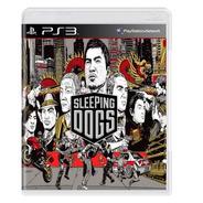 Sleeping Dogs Ps3 Jogo - Frete Grátis - Produto Semi-novo