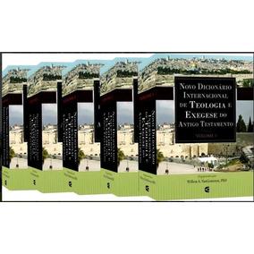 Dicionário Internacional De Teologia/exegese /at