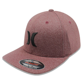 Gorra Hur One And Textures Hat Ffit In Mahogany