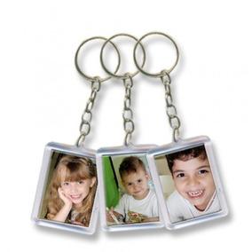 Chaveiro Personalizado Com Foto Imagem Ou Frase
