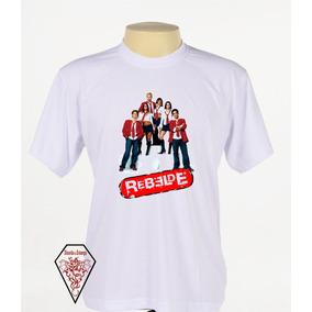 Camiseta Rebeldes Mexicano