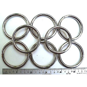 Anillos De Acero Soldado De Placa De Níquel O-ring -1 1/2 \