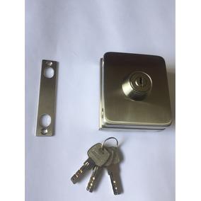 Fechadura De Pressão Para Porta De Vidro Pivotante V/a