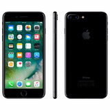 Iphone 7 Plus 256 Gb Libre De Fabrica Negro Brillante