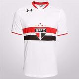 Camisa Under Armour São Paulo 1 E 2 15/16 Original E Oficial