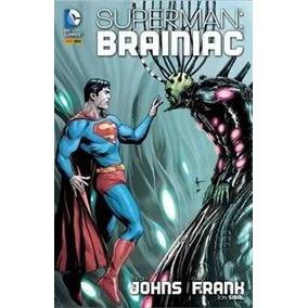 Superman Brainiac Graphic Novels Dc Lacrada