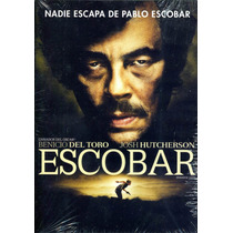 Dvd Escobar ( Paradise Lost ) 2014 - Andrea Di Stefano / Ben