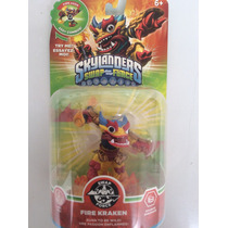 Skylanders Swap Force - Fire Kraken