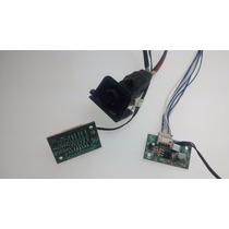 Placa Do Sensor E Botao Liga Deslig Tv Lcd Semp Lc3246wda Kk