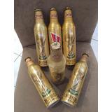 Garrafa Alumínio Budweiser Taça Copa Do Mundo 2014