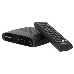 Conversor Digital De Tv C/ Gravador Cd 636 Intelbras