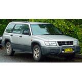 Manual De Taller Subaru Forester (1997-2002) Español