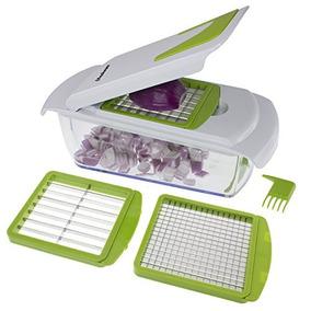 Freshware Kt En-1 Cebolla Picador De La Máquina De Cortar V