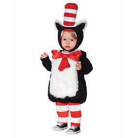 Disfraz Para Niños De Gato El Sombrero Marca Spirit.