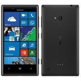 Nokia Lumia 720 Libre Fabrica Negro