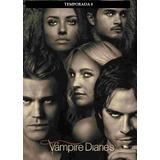 Série Diários De Um Vampiro 8 Oitava Temporada Dublada