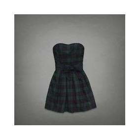 Vestido De Lã Abercrombie